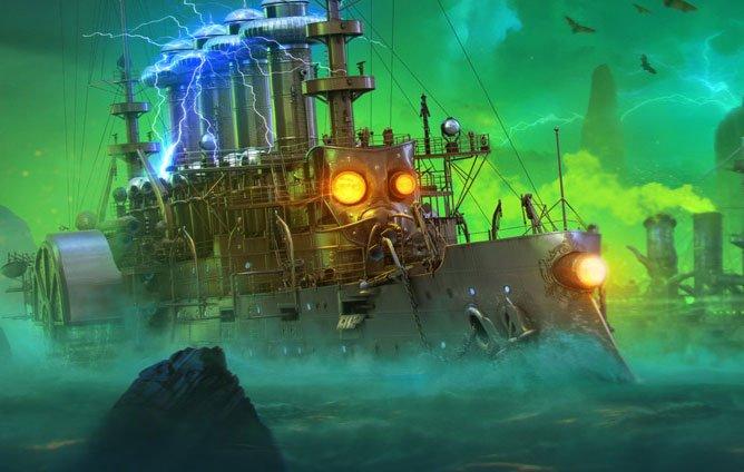 """World of Warships предлагает """"засветить"""" тёмным силам. - Изображение 1"""