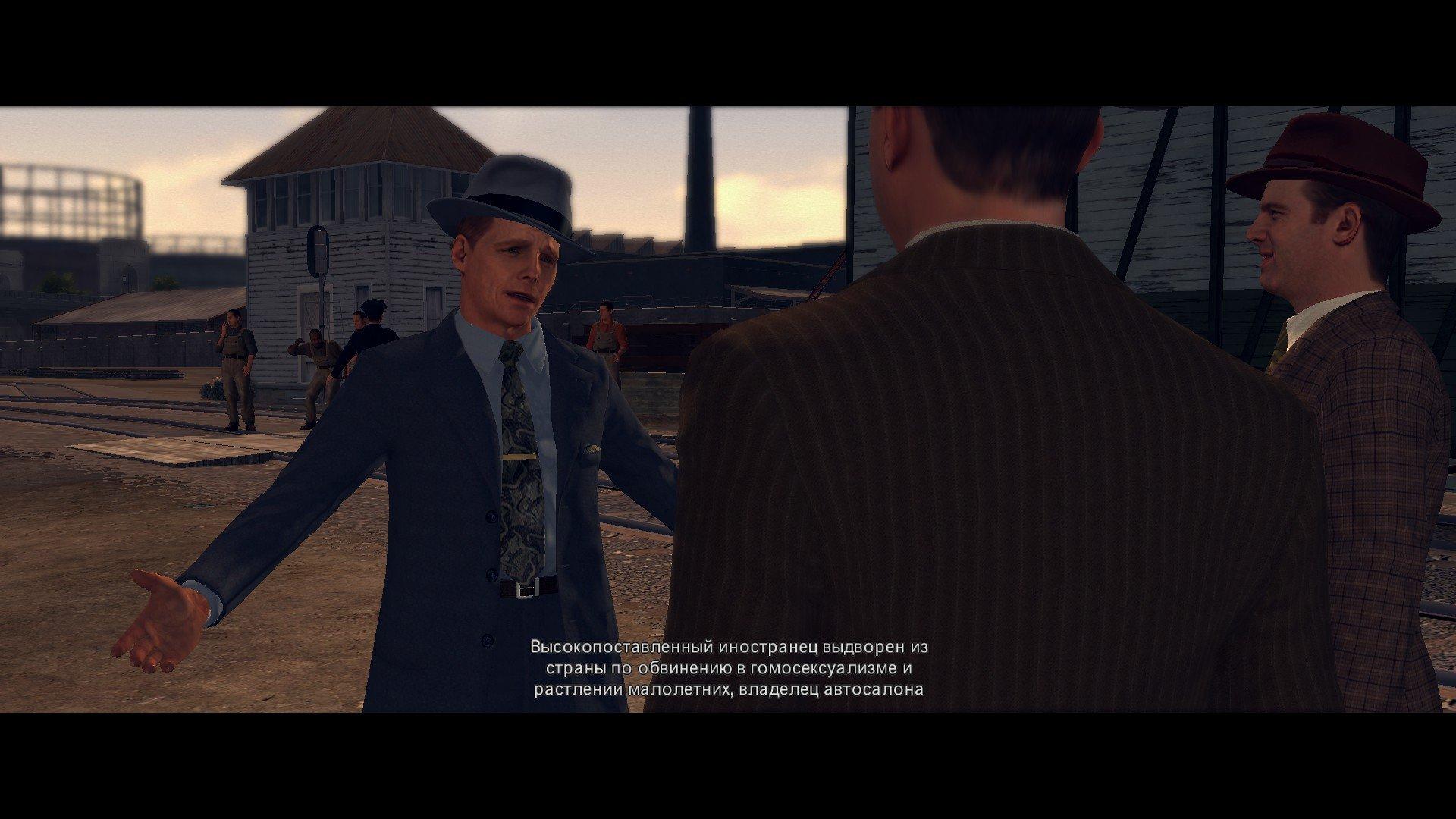 Пост-прохождение L.A. Noire Часть 6. - Изображение 40