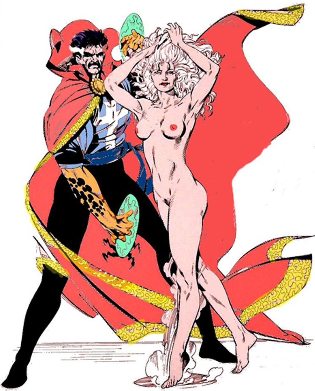 Игры и фильмы по комиксам: Doctor Strange. - Изображение 5