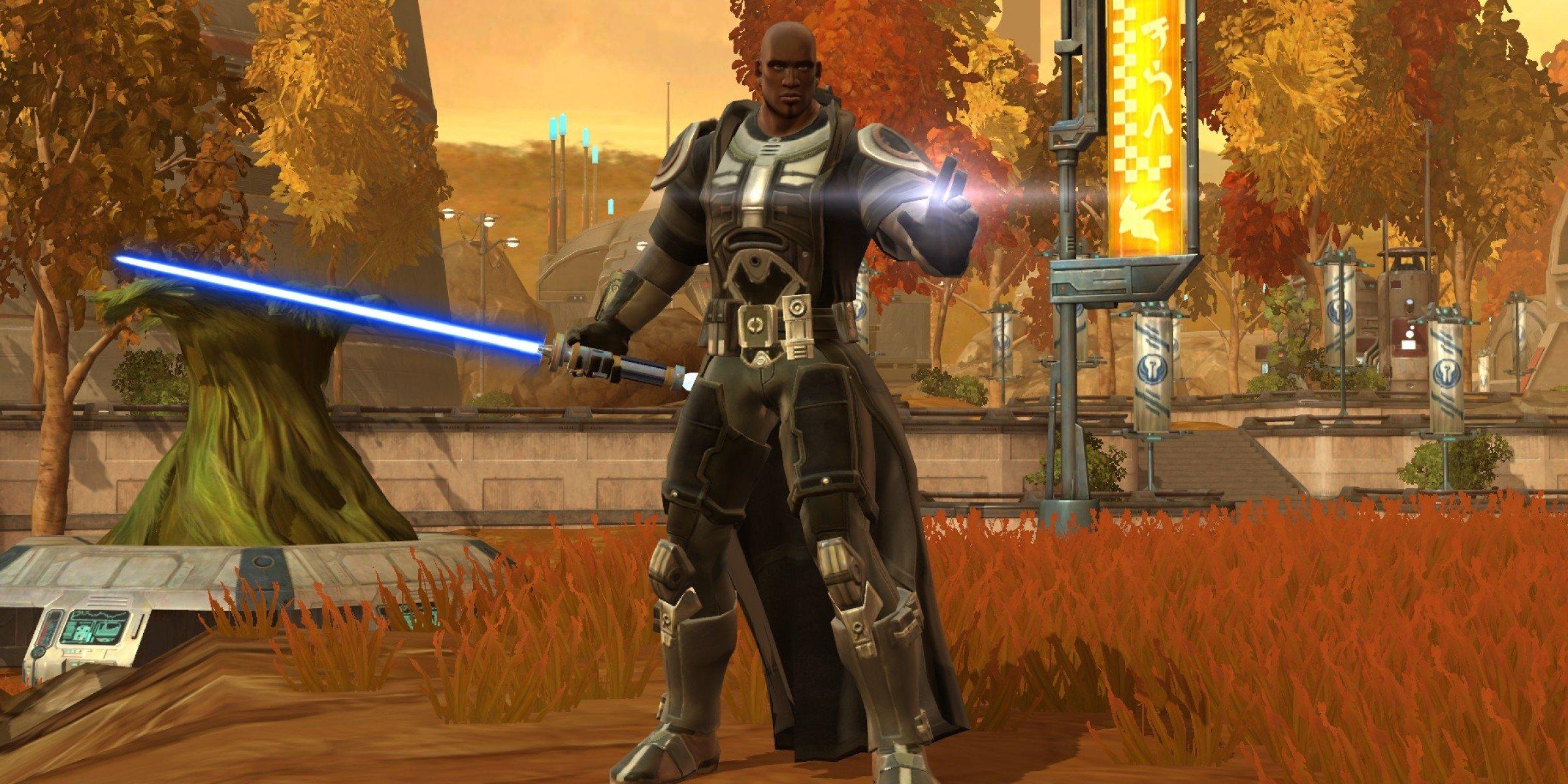 Star Wars: Knights of The Fallen Empire или почему я верю в Mass Effect Andromeda.. - Изображение 2