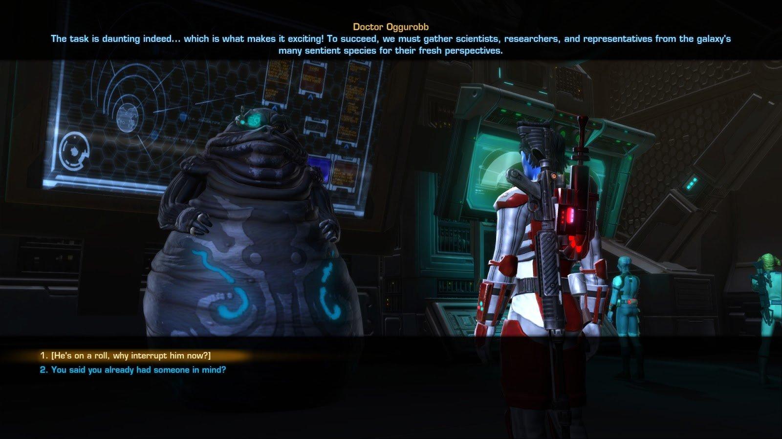Star Wars: Knights of The Fallen Empire или почему я верю в Mass Effect Andromeda.. - Изображение 5