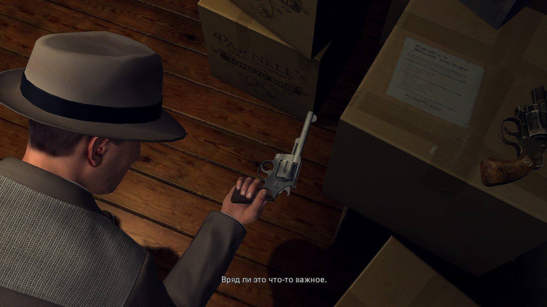 Пост-прохождение L.A. Noire Часть 15. - Изображение 20