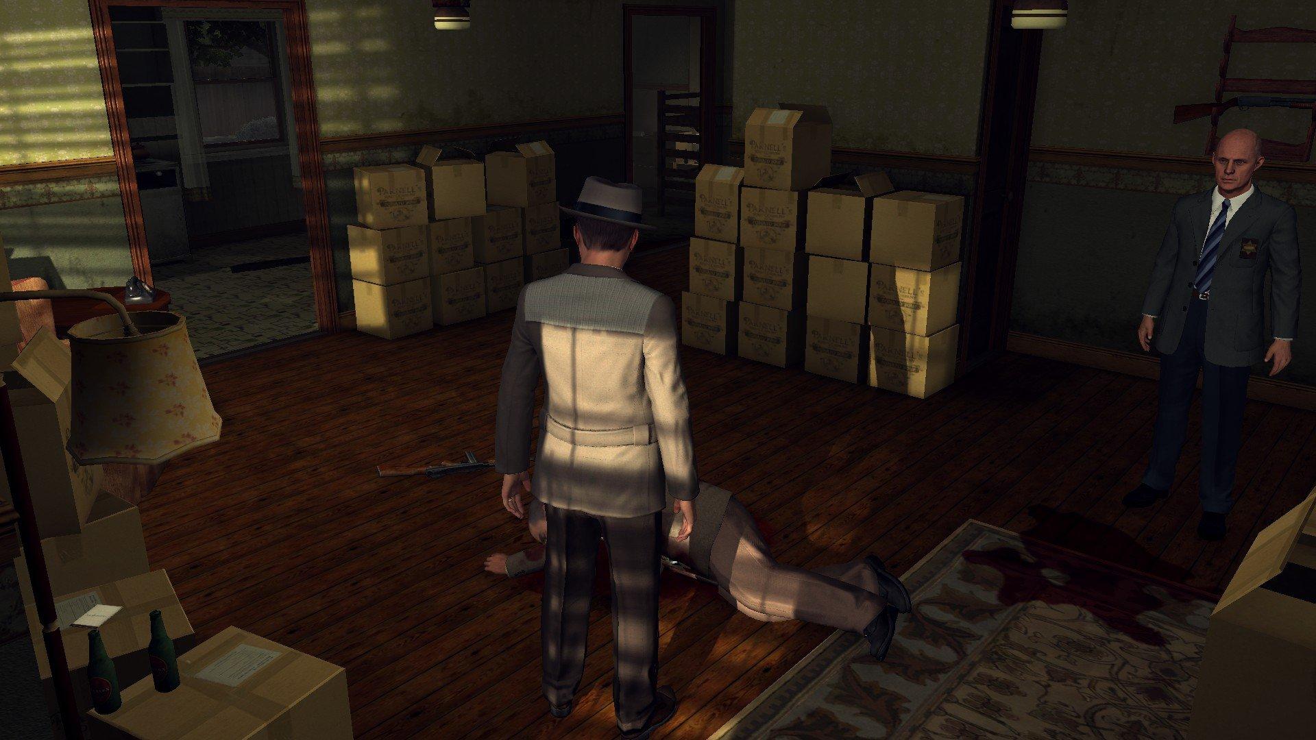 Пост-прохождение L.A. Noire Часть 15. - Изображение 11