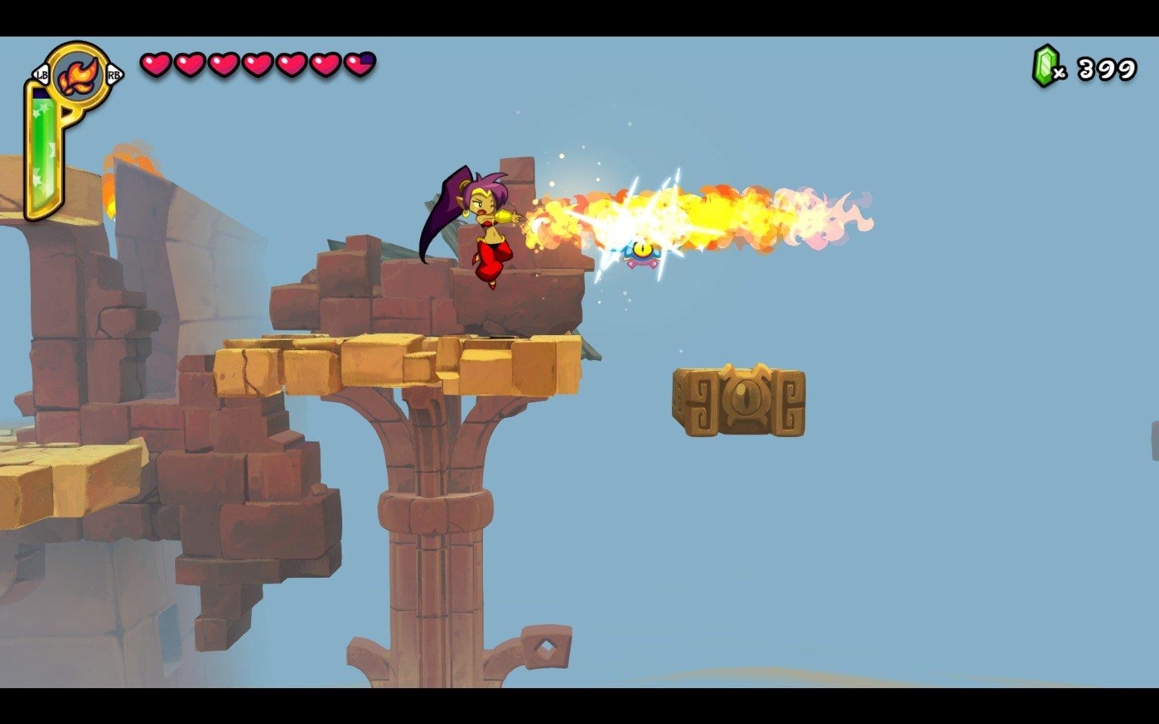 Shantae: Half-Genie Hero - тёплый декабрьский лучик. - Изображение 3