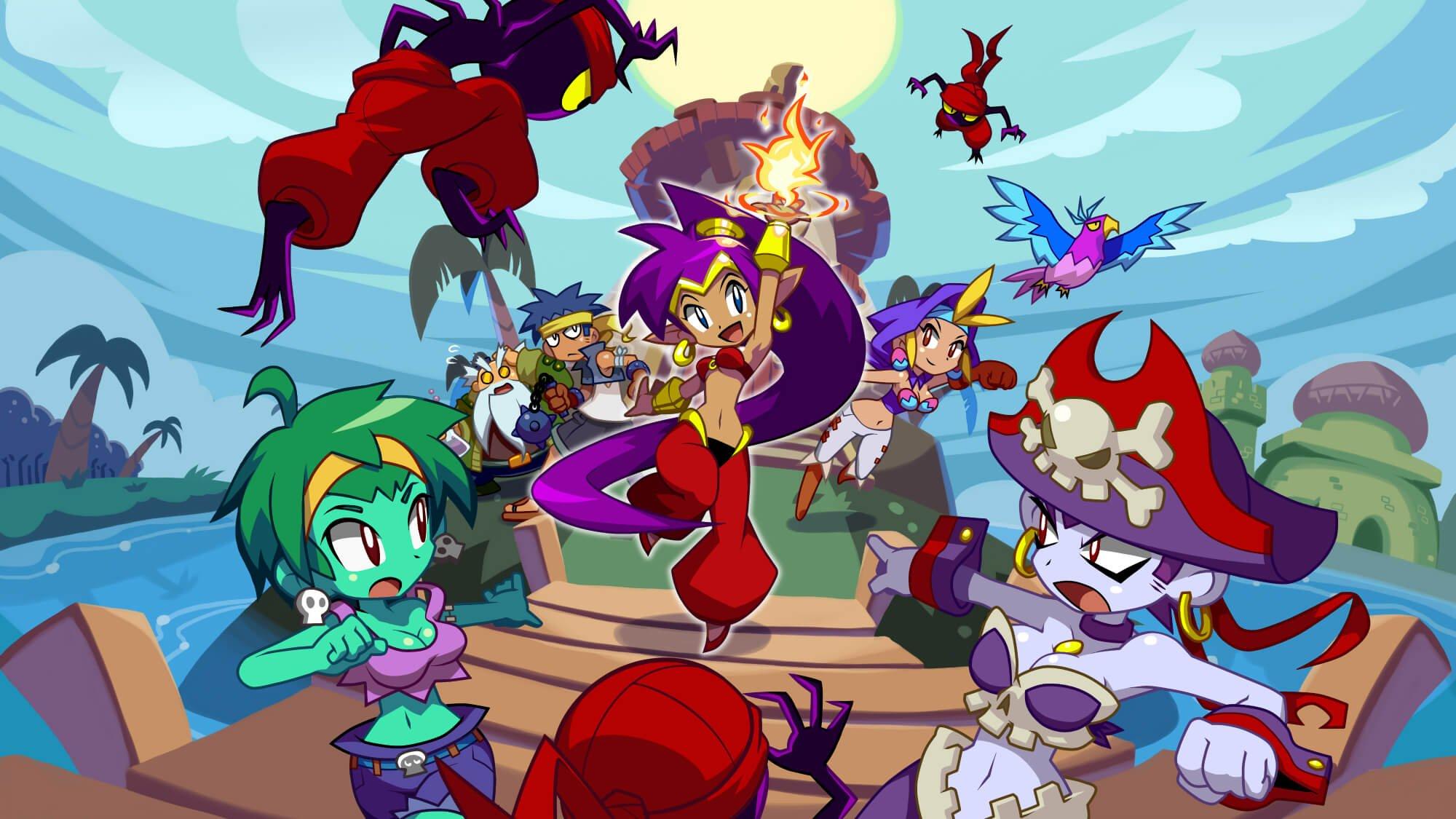 Shantae: Half-Genie Hero - тёплый декабрьский лучик. - Изображение 1