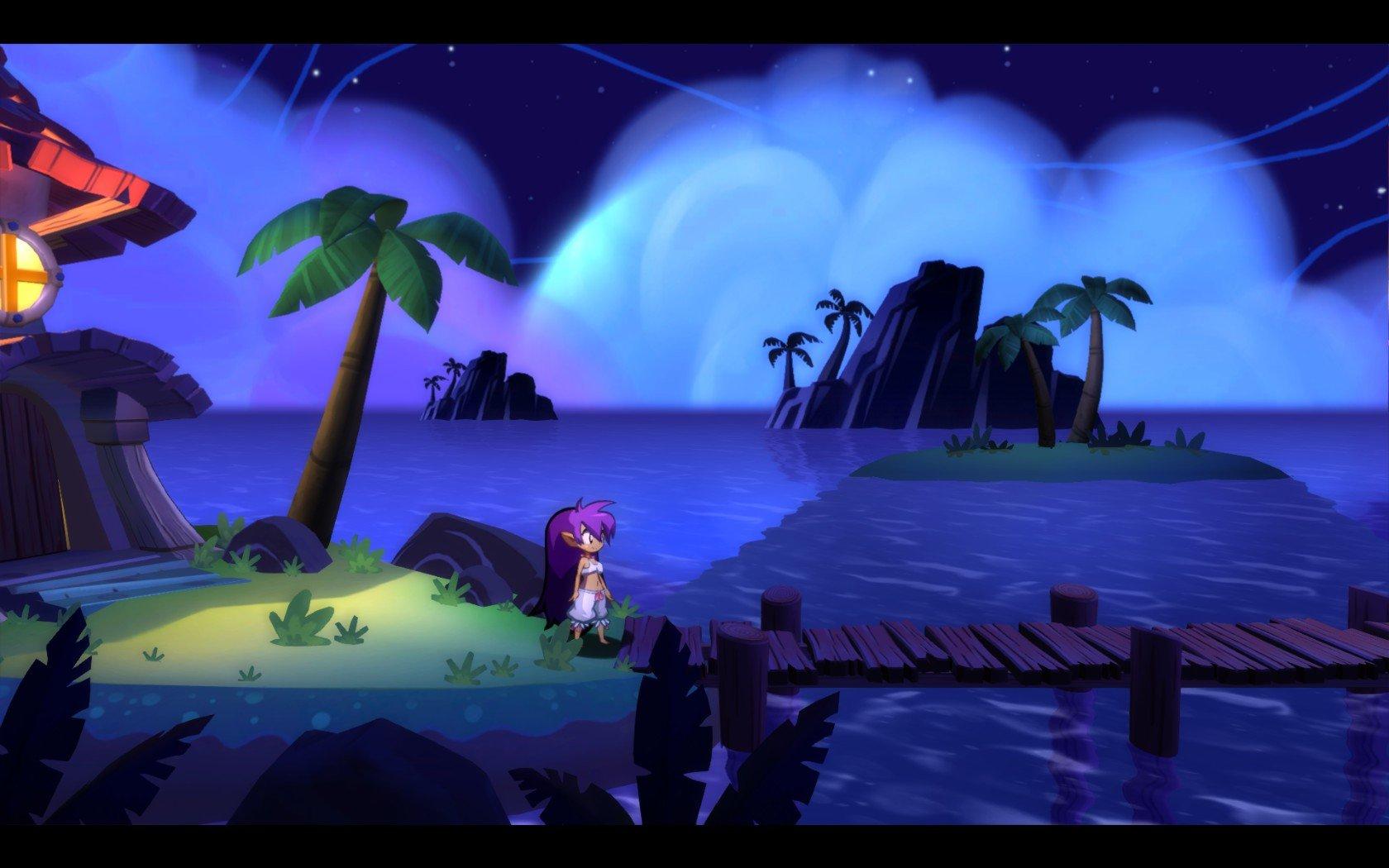Shantae: Half-Genie Hero - тёплый декабрьский лучик. - Изображение 2
