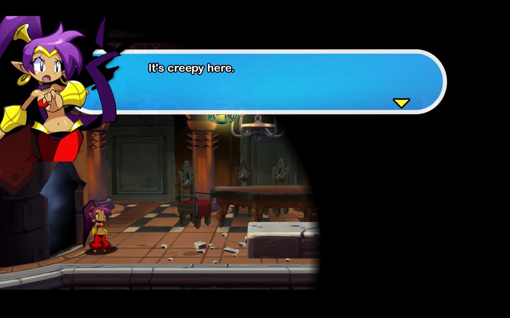 Shantae: Half-Genie Hero - тёплый декабрьский лучик. - Изображение 4