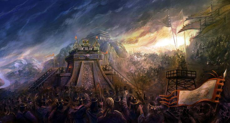Кто они? Персонажи Dynasty Warriors: Династия Shu #1!. - Изображение 3
