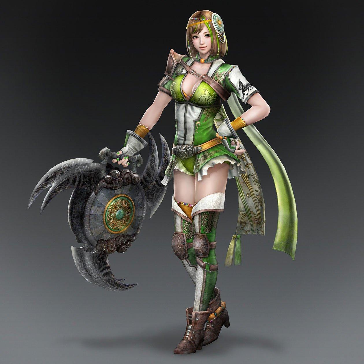 Кто они? Персонажи Dynasty Warriors: Династия Shu #1!. - Изображение 18