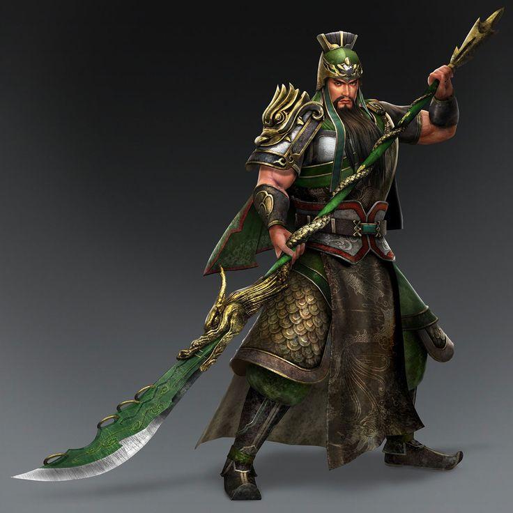 Кто они? Персонажи Dynasty Warriors: Династия Shu #1!. - Изображение 6