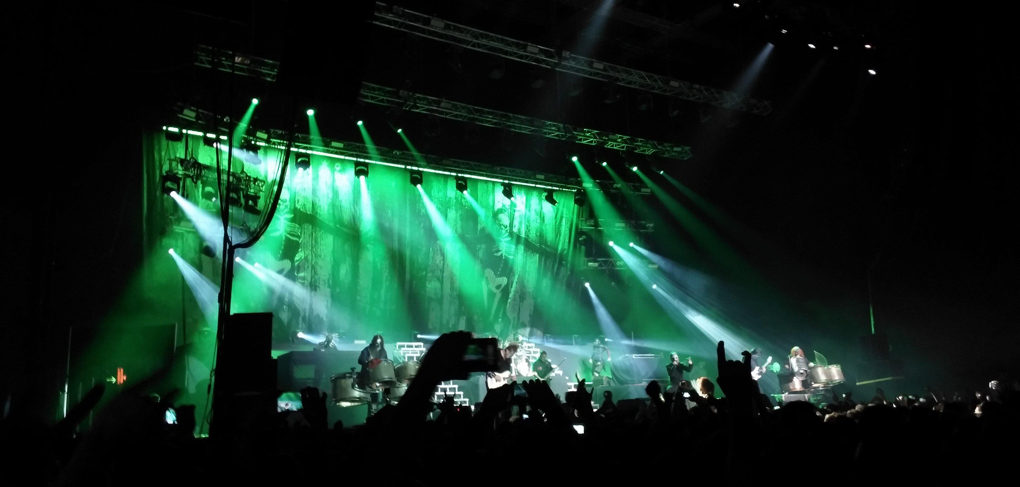Олимпийцы: Slipknot [30.01.16]. - Изображение 4