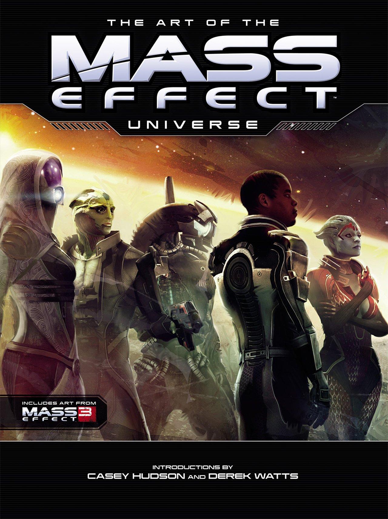 Арты Mass Effect. - Изображение 1