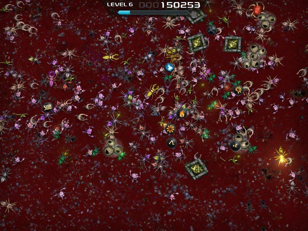 Игросказ №1 Crimsonland. - Изображение 3
