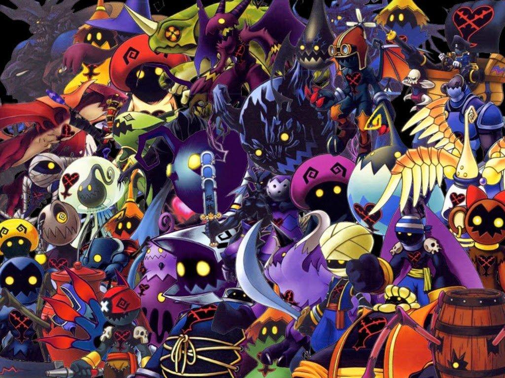 Фауна вселенной Kingdom Hearts.. - Изображение 1