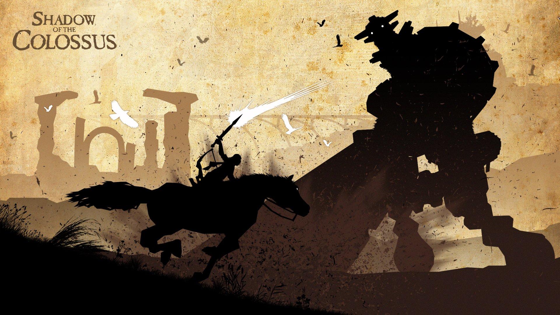 Игра. Легенда. История. Шедевр - Shadow of the Colossus!. - Изображение 1