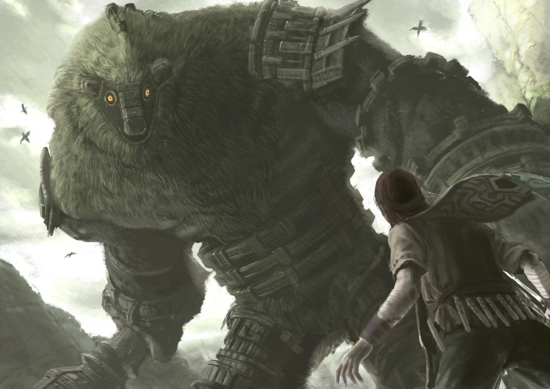 Игра. Легенда. История. Шедевр - Shadow of the Colossus!. - Изображение 2