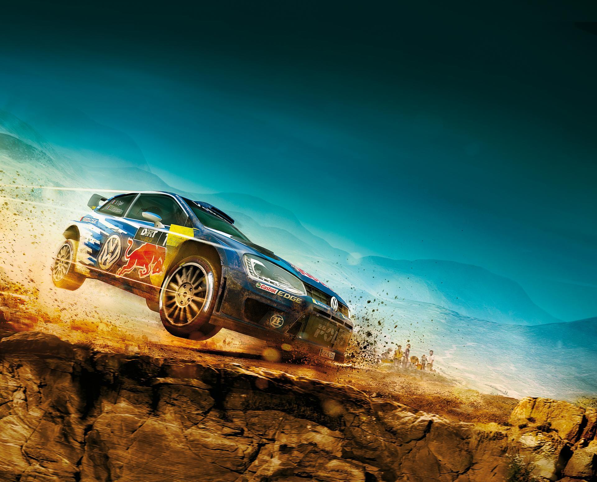 Русская версия DiRT Rally появится на консолях в апреле 2016 года. - Изображение 1