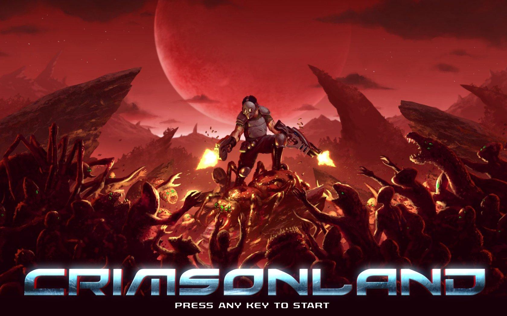 Игросказ №1 Crimsonland. - Изображение 1