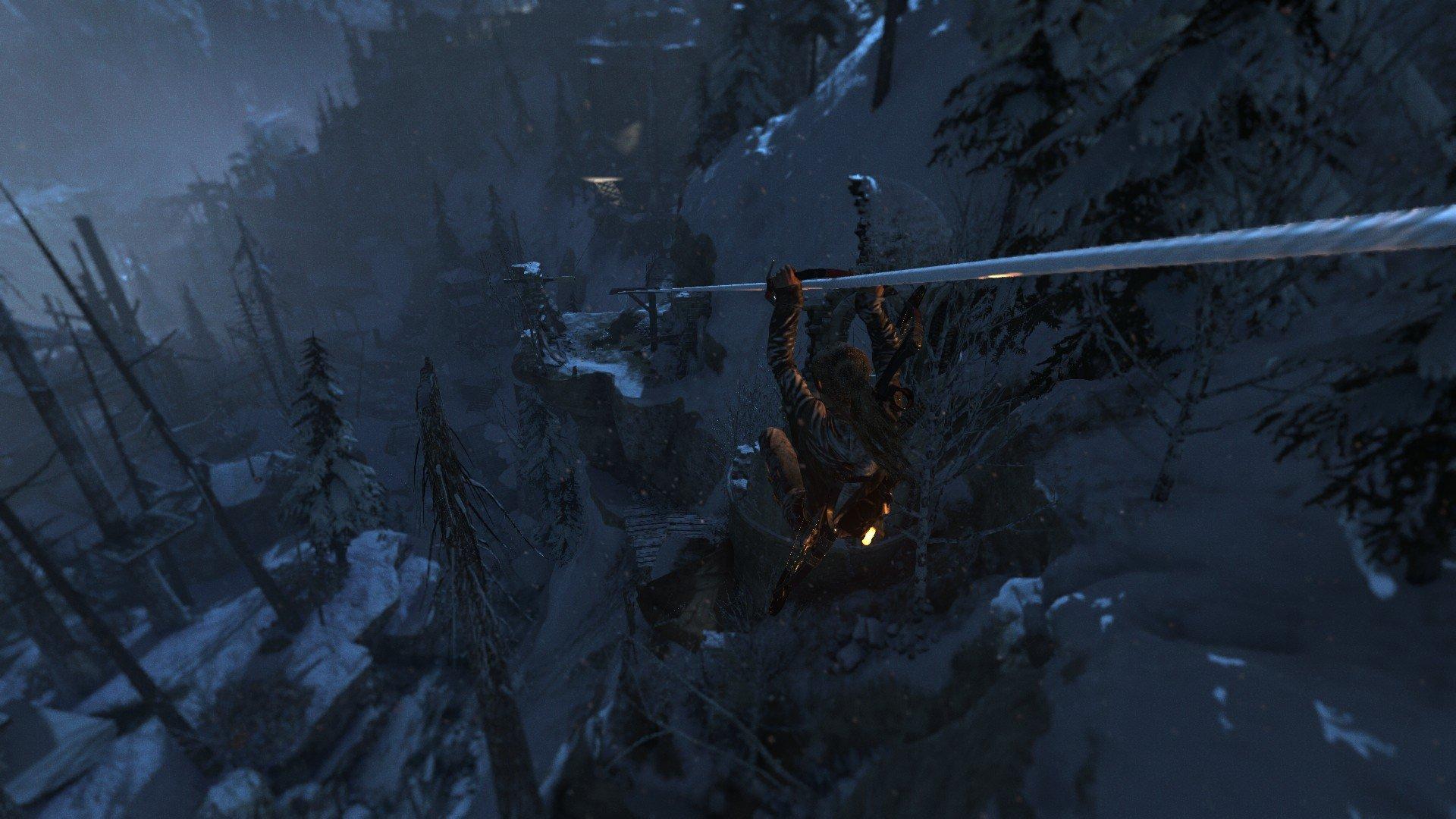 Rise of the Tomb Raider или да когда же этот медведь сдохнет?. - Изображение 22