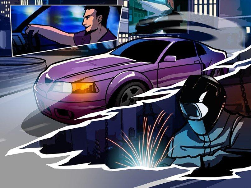 Мобильная игра «Air Cars» представит новую разработку в мире геймдева. - Изображение 3