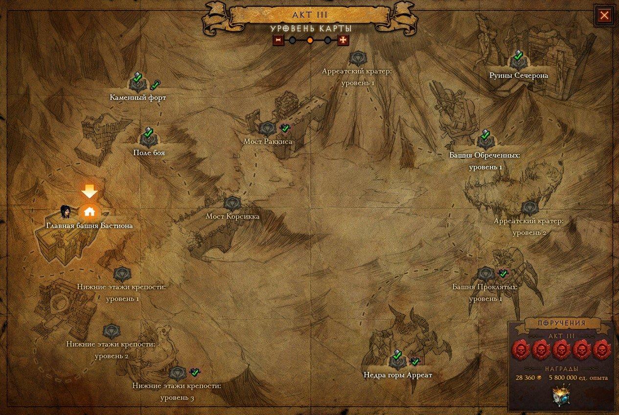Diablo III: Reaper of Souls [cinematic]. - Изображение 4