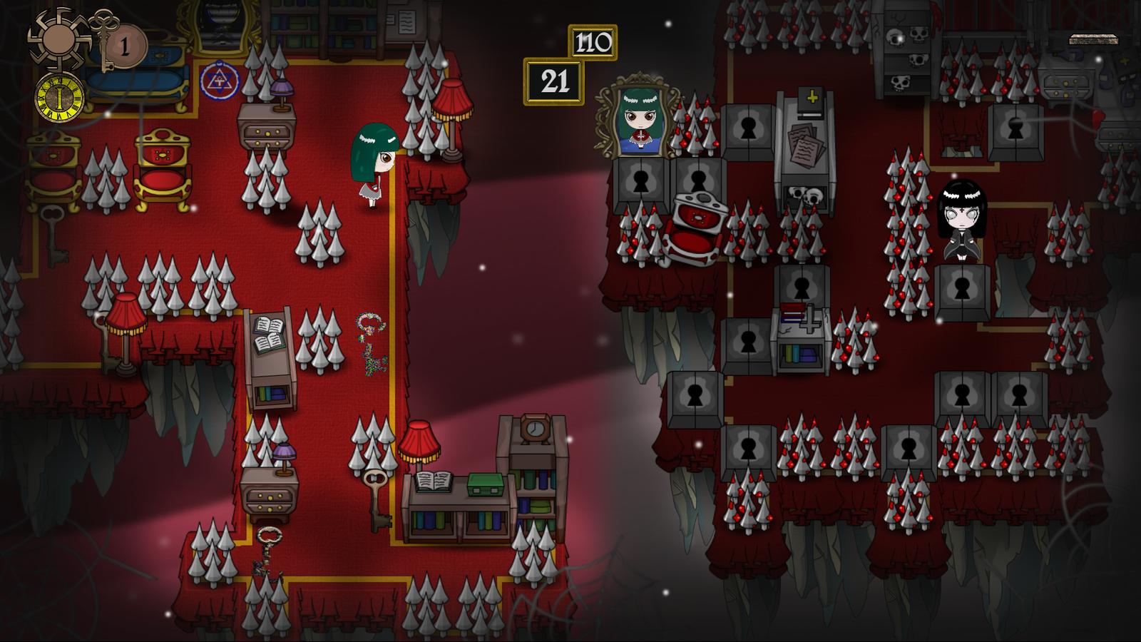 Relfection of Mine - головоломка о безумии. - Изображение 5