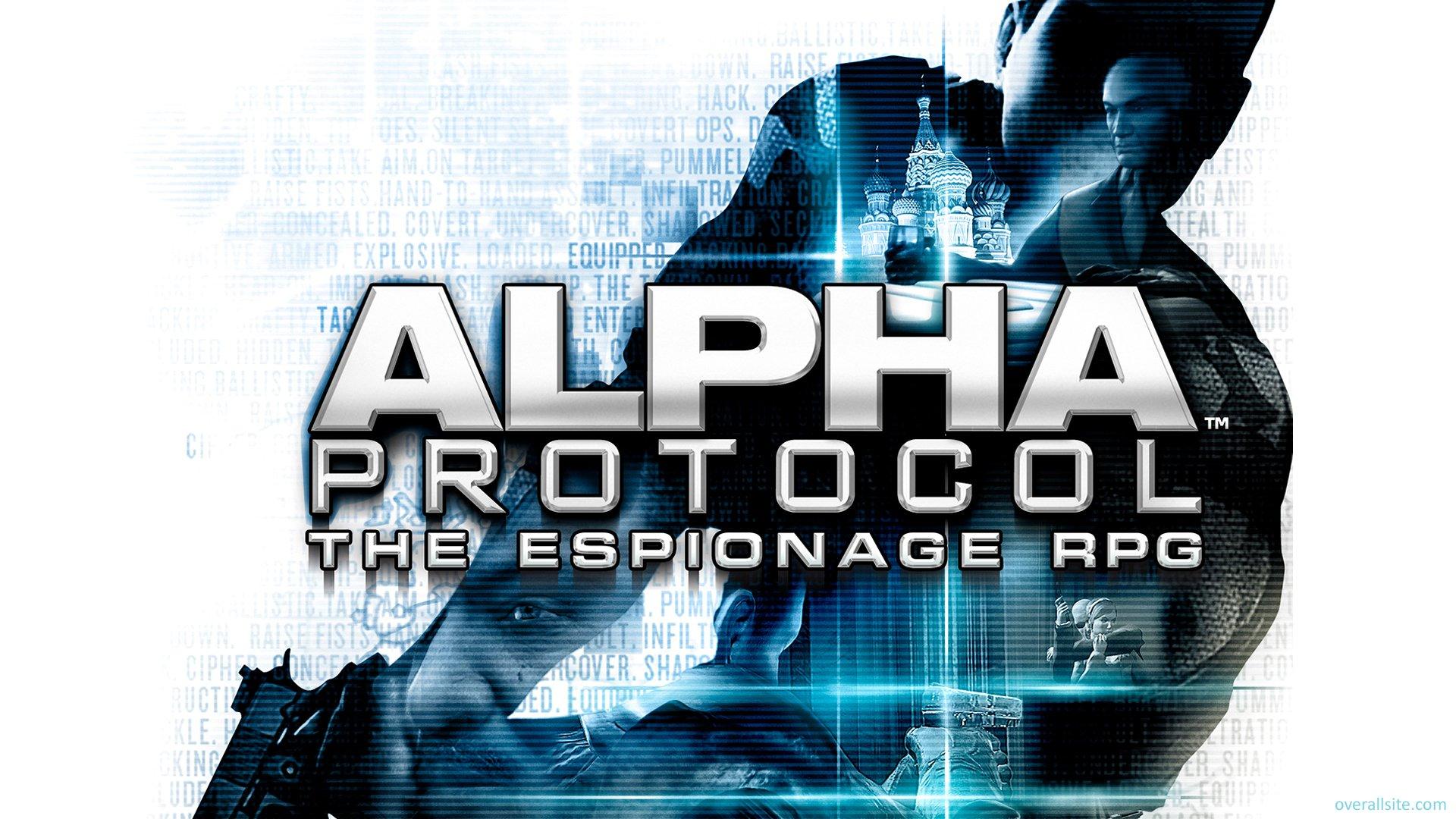 Вспоминая старые игры: Alpha Protocol. - Изображение 1