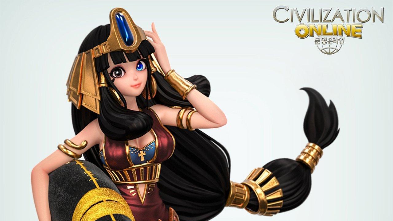 Косплейчик Нефертити (Civilization Online). - Изображение 1