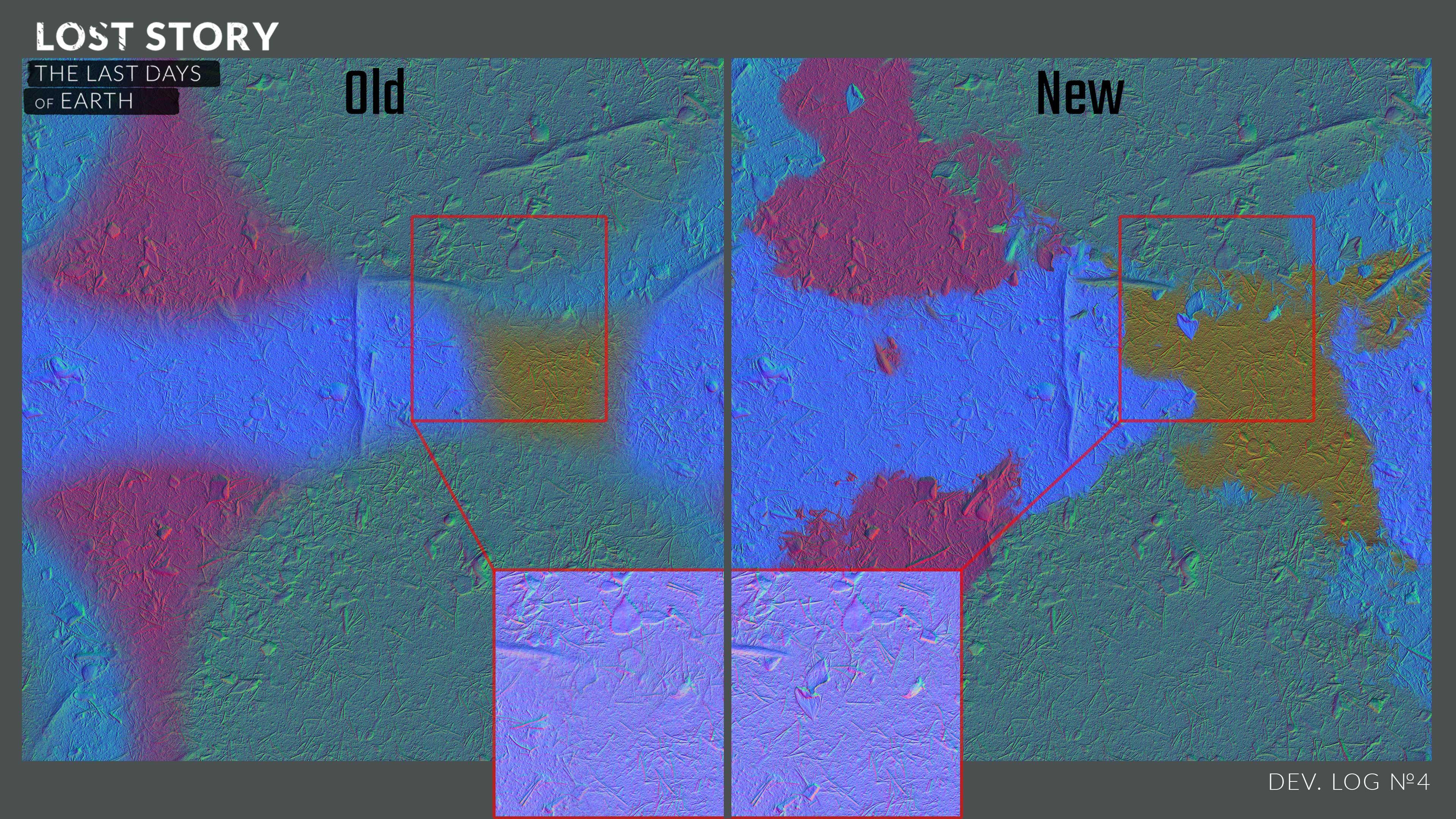 Lost Story: Dev Log #4 - Часть 2: Фотограмметрия для материалов. - Изображение 5