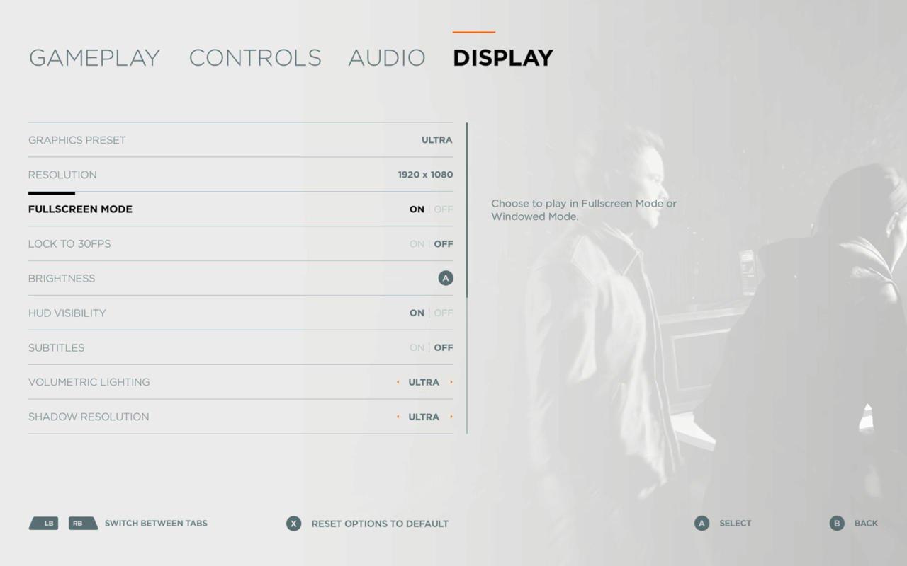 Настройки графики в PC ВЕРСИИ Quantum Break!!!. - Изображение 1
