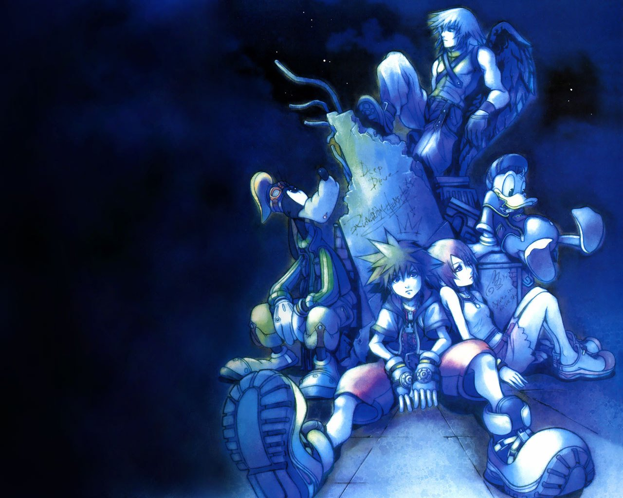 Ретроспектива серии Kingdom Hearts, часть 1-ая. - Изображение 17