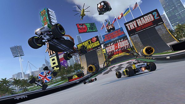 Видеообзор Trackmania Turbo. - Изображение 1