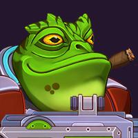 Toad Against The Core или просто Жабик!. - Изображение 1