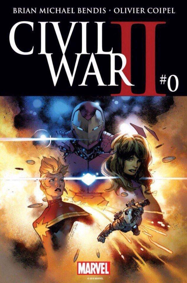 Marvel Гражданская война 2. - Изображение 3