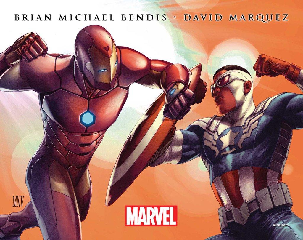 Marvel Гражданская война 2. - Изображение 1