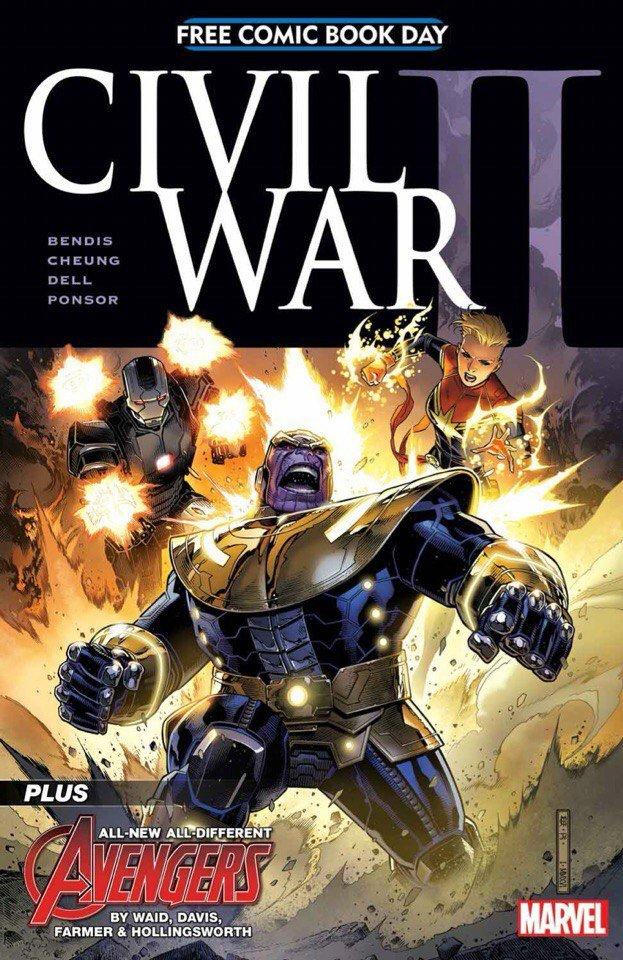 Marvel Гражданская война 2. - Изображение 4
