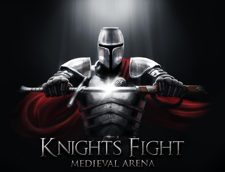 Игра Knights Fight: Medieval Arena вышла в App Store. - Изображение 1