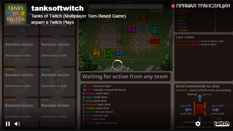Дневник разработки Tanks of Twitch. Часть 3. Осваиваем стриминг. - Изображение 3