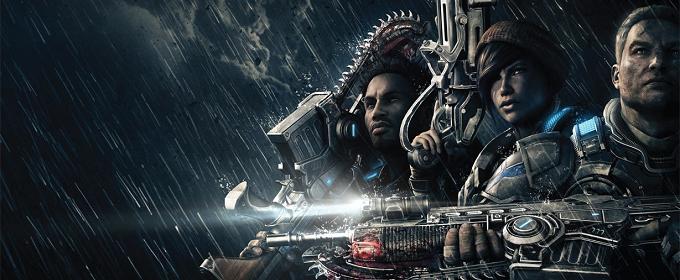 Появились первые детали Gears of War 4 из нового выпуска Game Informer . - Изображение 1