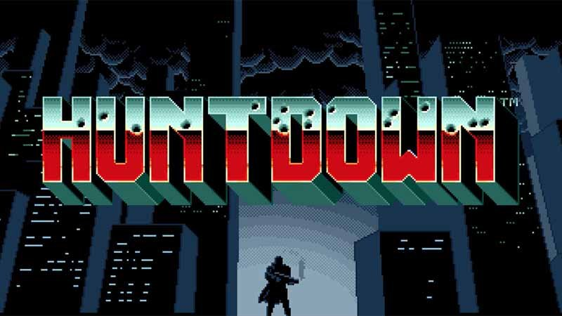 Huntdown - олдскульный киберпанк платформер . - Изображение 1