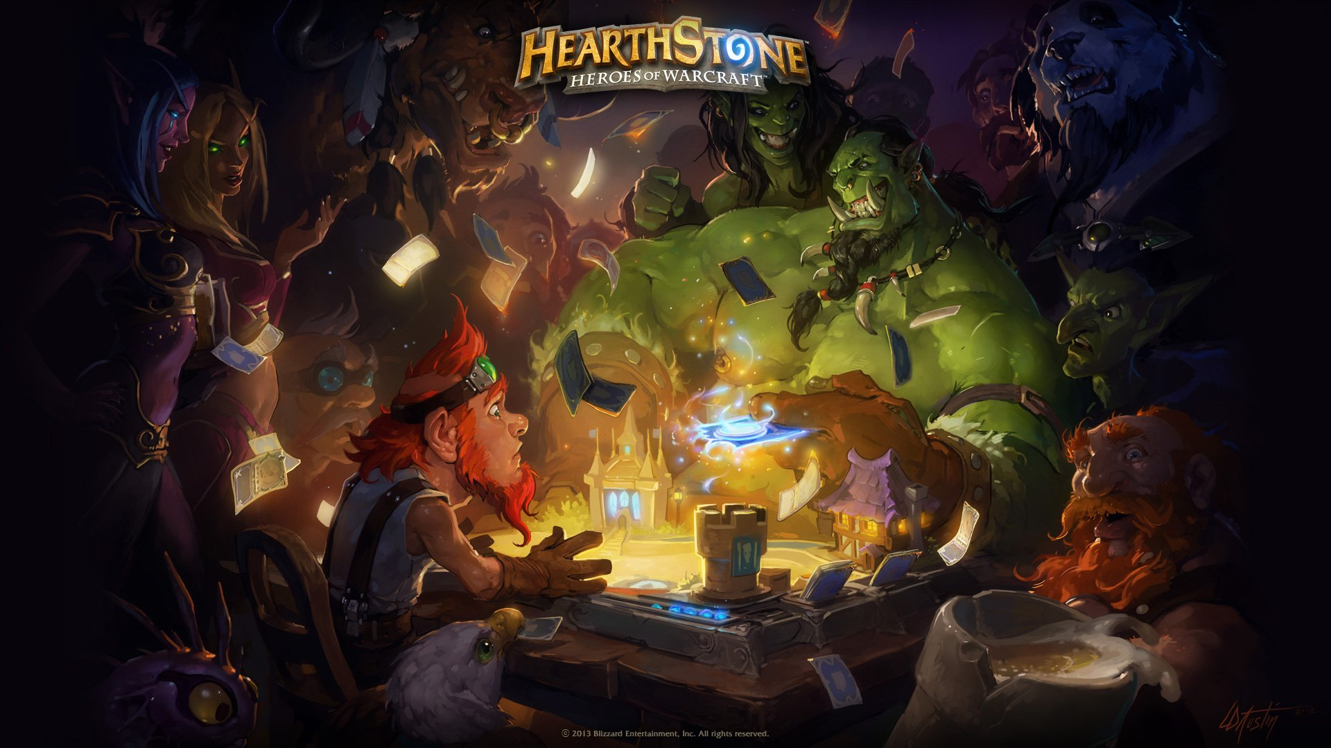 Hearthstone [cinematic]. - Изображение 1