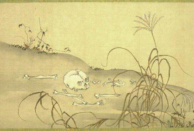 Девять стадий разложения гейши. - Изображение 9