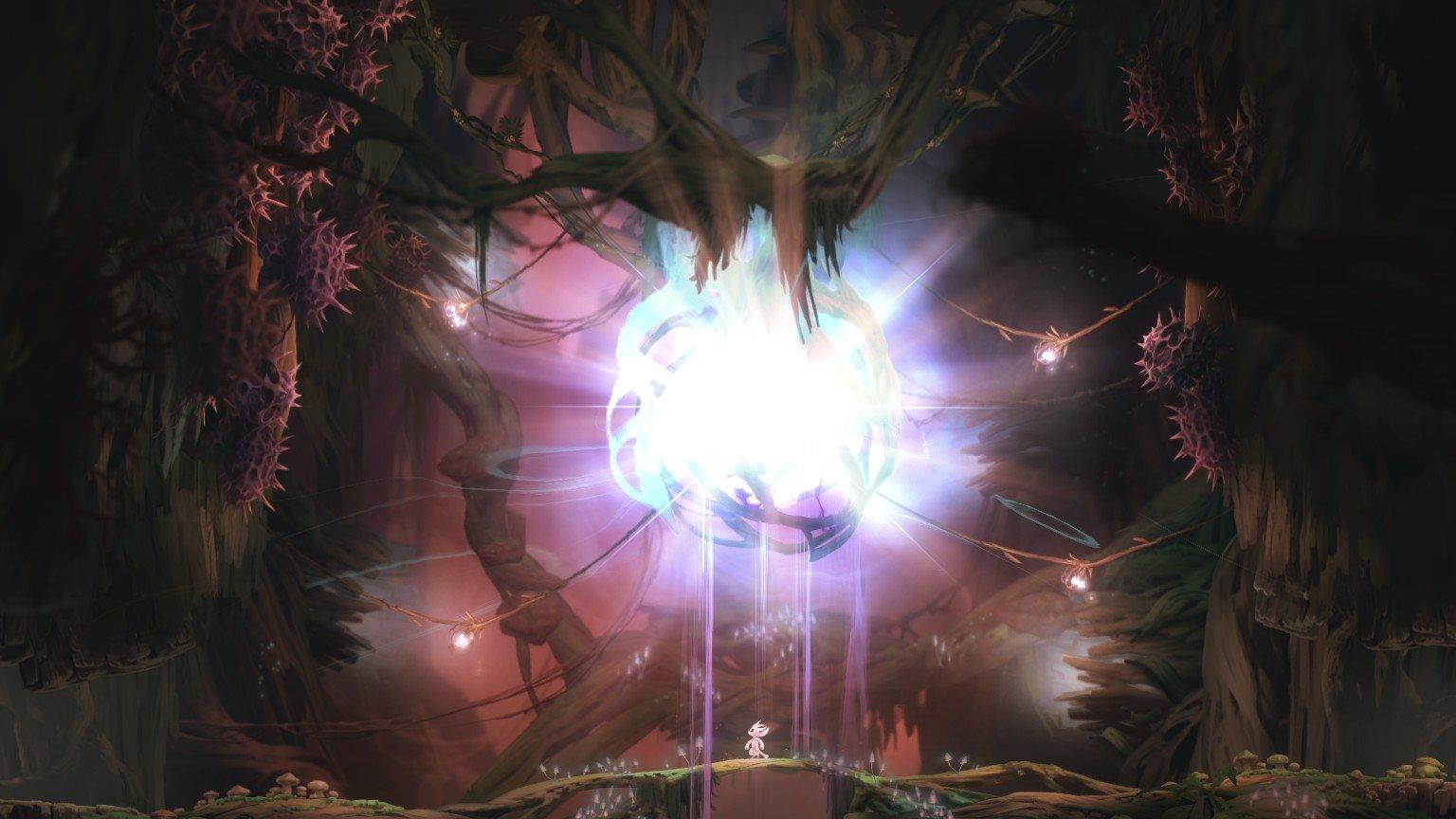Вопль-прохождение Ori and the Blind Forest ... и тут получилось дофига скриншотов.... - Изображение 3