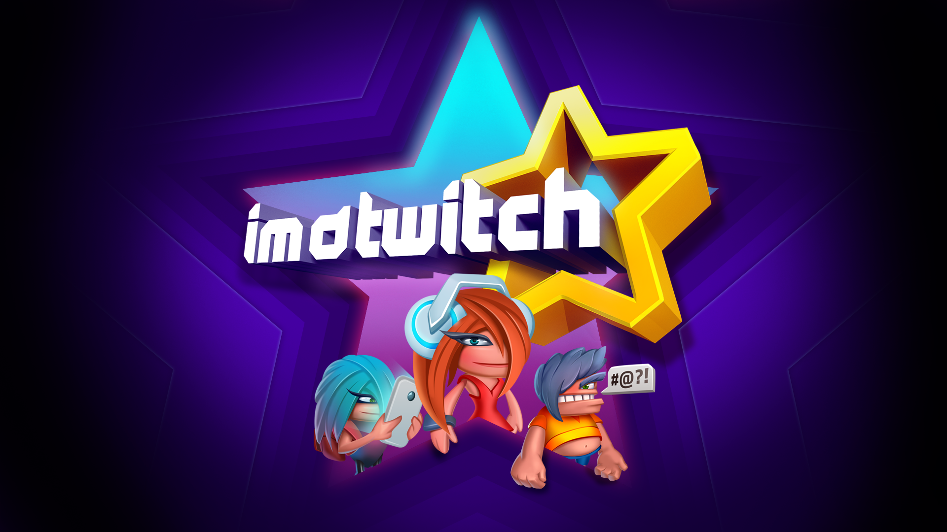 I`m a Twitch Star! Финальный билд!. - Изображение 1
