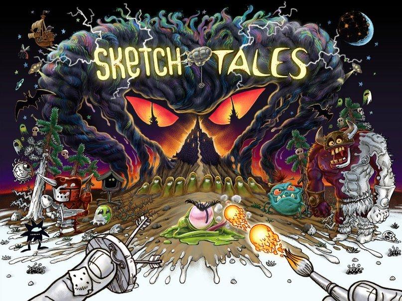 Взгляд на ранний доступ Sketch Tales. - Изображение 1