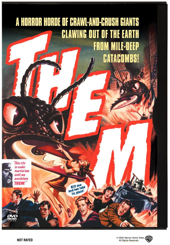 По следам «Fallout» №2: научно-фантастический фильм «Они!» / «Them!» (1954) . - Изображение 1
