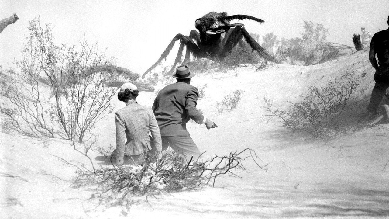 По следам «Fallout» №2: научно-фантастический фильм «Они!» / «Them!» (1954) . - Изображение 3