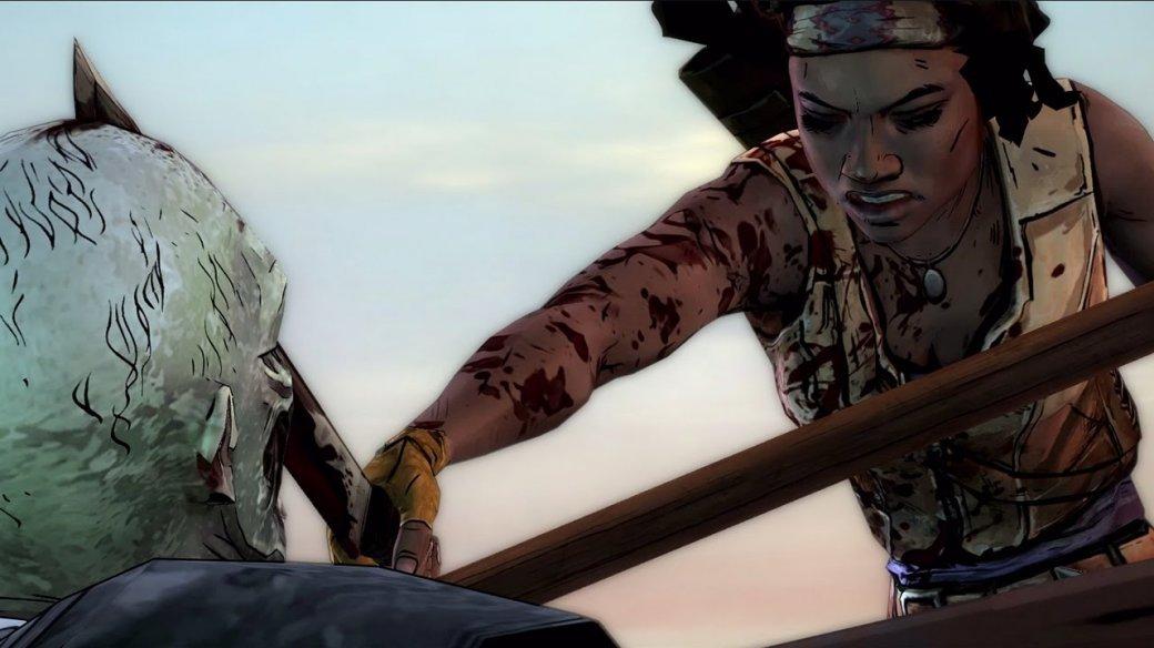 Обзор The Walking Dead: Michonne . - Изображение 3