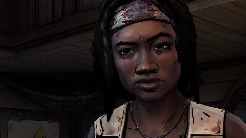 Обзор The Walking Dead: Michonne . - Изображение 1