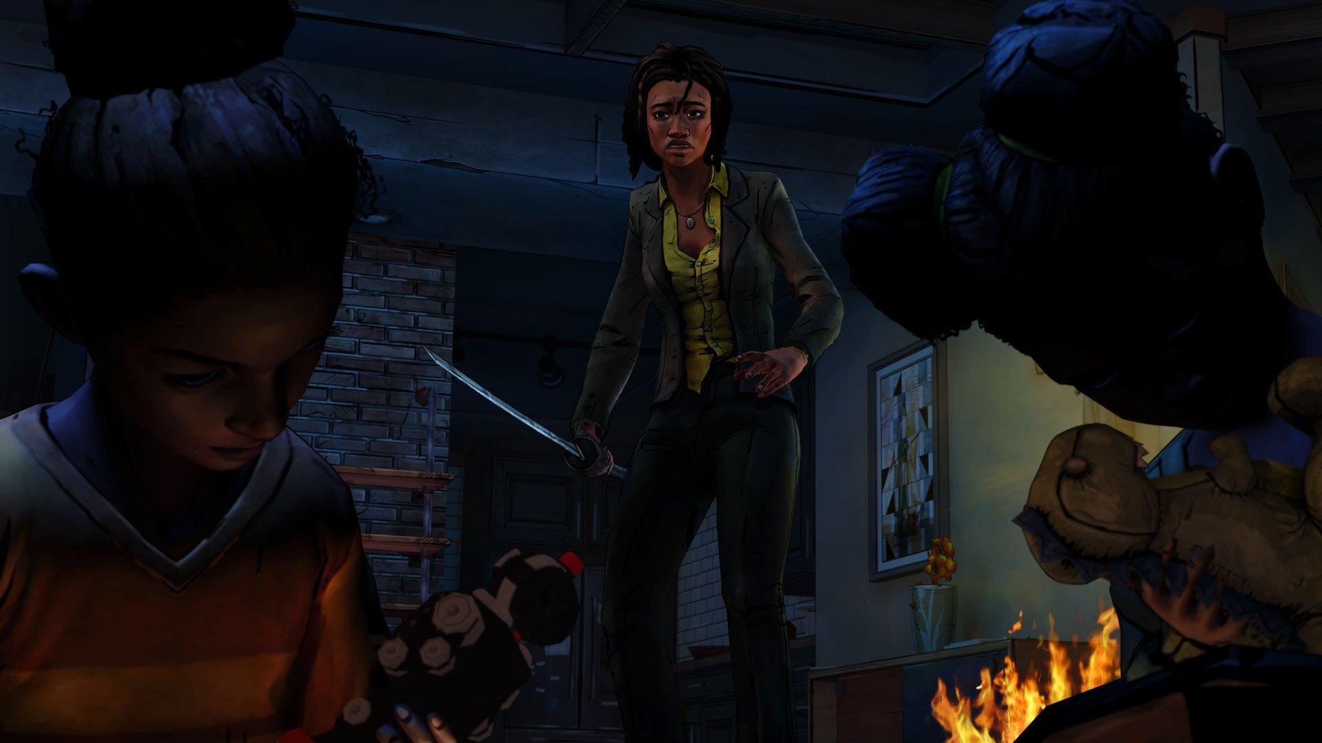 Обзор The Walking Dead: Michonne . - Изображение 2